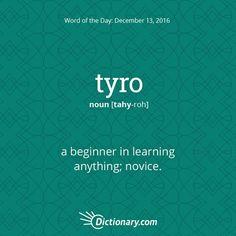 Tyro-
