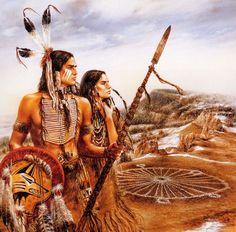 C&W plaatjes en animaties. indianen indian Fantasy World, Fantasy Art, Big Dream Catchers, Dark Paintings, Luis Royo, Spanish Artists, Life Form, Paranormal Romance, Native American Indians