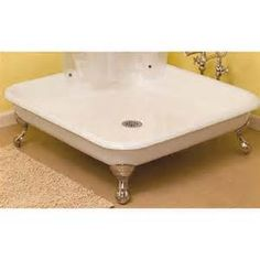 cast iron clawfoot shower pan - Yahoo Image Search Results