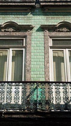 Azulejos antigos no Rio de Janeiro: Centro XLIX - rua Miguel Couto