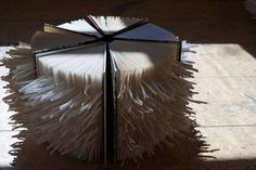 Disheveled Book Art : forests of the future