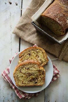 Overnight Brioche Cinnamon Swirl Bread