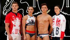 Tom Daley Debuts Team GB's 2016 Olympic Speedo