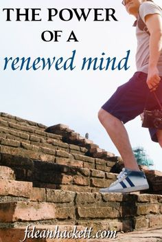 This helped me so much!! Here is why a renewed mind is so powerful and 4 areas where renewal must take place.