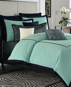 Vince Camuto Devon Comforter Mini Sets - Bedding Collections - Bed & Bath - Macy's