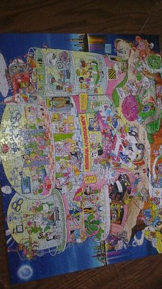 Another people pleaser puzzle
