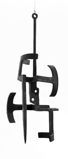 Eduardo Chillida. From Within (Desde dentro), March 1953