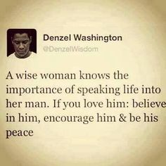 Denzel Washington #quotes