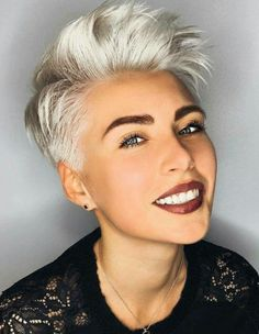OMG. Gorgeous! http://shedonteversleep.tumblr.com/post/157434990288/short-black-hairstyles-for-round-faces-short