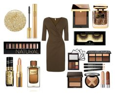 """Beautiful brown"" by sofia-polyvore-lover ❤ liked on Polyvore featuring beauty, Forever 21, People Tree, Dolce&Gabbana, Terry de Gunzburg, Yves Saint Laurent, Lancôme, Bobbi Brown Cosmetics, L'Oréal Paris and Illamasqua"