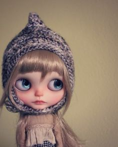 Eve Nomad Vainilladolly Custom Blythe OOAK doll | eBay