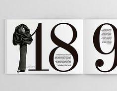 Edición biográfica cronológica. Biografía profesional del modisto Cristobal Balenciagahttp://issuu.com/estomerecesercontado/docs/balenciaga #design #graphicdesign #layout #diseño