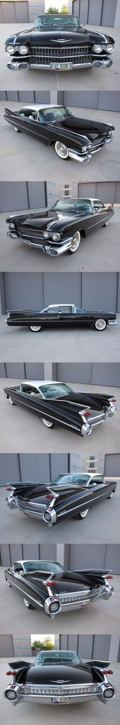 1959 Cadillac Coupe Deville, the new caddy drivers such assholes  , the need to ride the bus attitudes