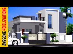 NIKSHAIL - YouTube Front Elevation Designs, House Elevation, Wooden Front Door Design, Wooden Front Doors, Simple House Design, House Front Design, Design Youtube, East Pakistan, Pooja Room Design