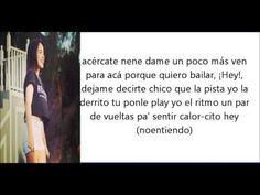 3BallMTY Ft. Becky G - Quiero Bailar | Spanish Versión| Lyrics