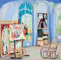 Villa+Californie+-+Picasso%E2%80%99s+Studio+2011