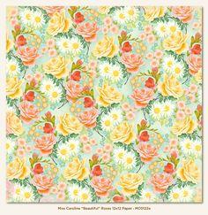MME flower paper