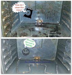 5 minutes to clean norwex cleaning paste norwex spirinette clean oven door no toxic - Clean burnt pot lessminutes ...