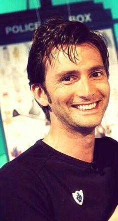 Smile. Hair. Eyes. Freckles. David. Ahhhh!