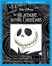 Tim Burton's The Nightmare Before Christmas—Walt Disney Pictures (Blu-ray) | Home Theater