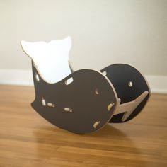 Find Cute, thematic, American made furniture products like this adorable kids whale rocking chair.at Sprout-kids.com.