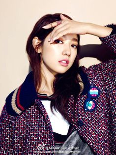 Park Shin Hye for MINDBRIDGE