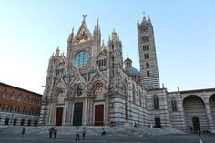 Siena, Toscana, Italia — Foto Stock © frizio #133469136