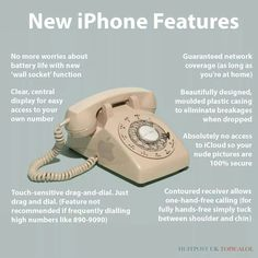 New iPhone Features!