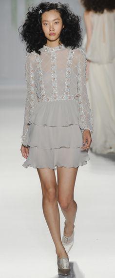 Jenny Packham Ready To Wear Spring Summer 2014