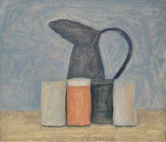 Giorgio Morandi, Still Life (Natura morta), 1961