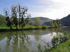Baume-les-Dames, les rives du Doubs