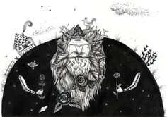 Romanian Fairytales- Corint 2012 by Mihaela Paraschivu, via Behance