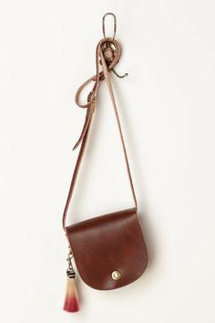 Pizzicato Mini Crossbody Bag - awesome tassel