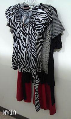 THRIFT TIP: Add a little pattern to your wardrobe: Shop Seasonal trends @Goodwill via @FocalPoint #Goodwill #thrift