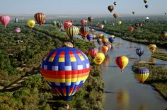 Albuquerque, New Mexico - I want to do this one day!