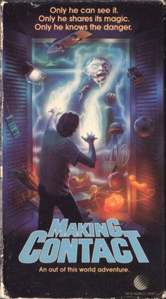 151515makcon.jpg -  Making Contact movie vhs cover find to note