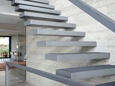 Kragarmtreppe Cliffhanger 7.0 von spitzbart treppen, treppe, designtreppe, schwebende Stufen, Stufen, Stahlstufen, Stahl, Innentreppe, Metalltreppe, reduziertes Geländer