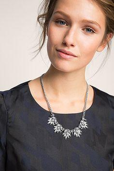 #Esprit / Collier fashion à pierres scintillantes