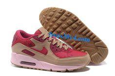 hot sales bdb7c 68333 2015 Sale Shoes Halfoff Nike Air Max 90 Liberty Of London Sport Fuchsia  Vacchetta Tan Denise Eva Womens Shoes