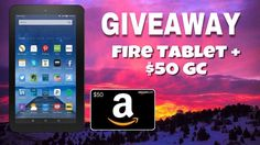 Enter to win a #FireTablet + $50 #GiftCard! #books #UrbanFantasy #PNR #SciFi #Dystopian