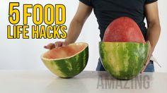 5 Food Life Hacks