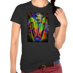 Rainbow Flower T Shirts