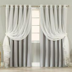 35 mejores imágenes de Cortinas modernas   Diseños de cortinas para ...