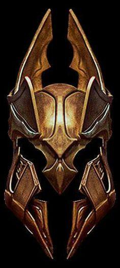 Imperius Helmet by Viichugo