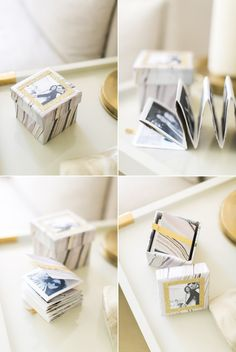 DIY Instagram Photo Box with the Paper and Packaging Board + A Giveaway! – Style Me Pretty