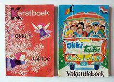 Kerstboek vakantieboek Okki