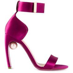 Nicholas Kirkwood Maeva Sandals