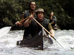 Deliverance, Burt Reynolds, ... | Cahulawassee River, Georgia This ...