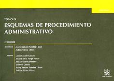 Esquemas de procedimiento administrativo / Josep Ramón Fuentes Gasó, Judith Gifreu i Font (directores). - Valencia : Tirant lo Blanch, 2013. -  2a. ed.