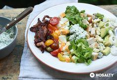 Cobb saláta Dacota konyhájából